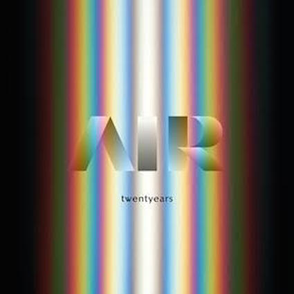 "AIR ""Twentyears"" 2LP"