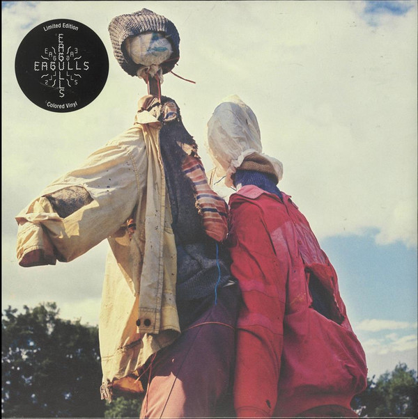 "EAGULLS ""Ullages"" LP"