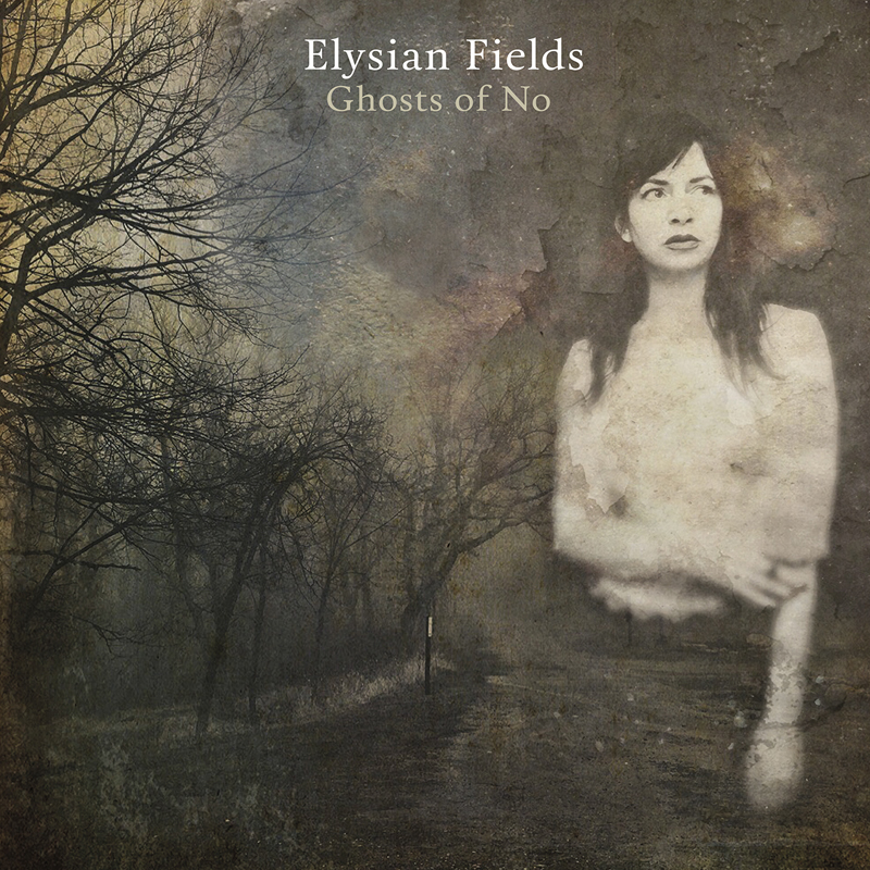 "ELYSIAN FIELDS ""Ghosts of No"" LP"