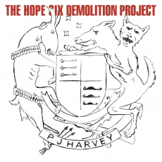 "PJ HARVEY ""The Hope Six Demolition Project"" LP"
