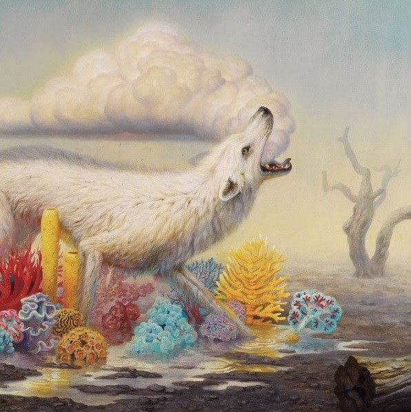 "RIVAL SONS ""Hollow bones"" LP"