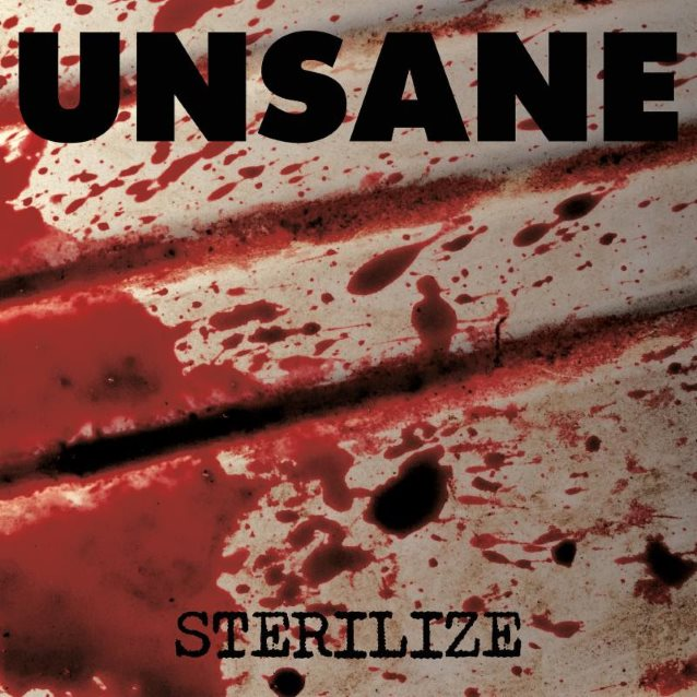 "UNSANE ""Sterilize"" LP"