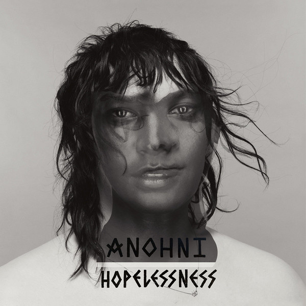 "ANOHNI ""Hopelessness"" CD"