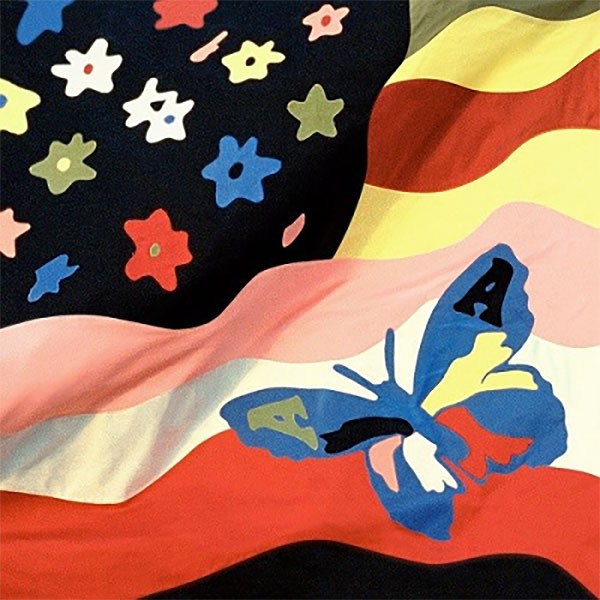 "THE AVALANCHES ""Wildflower"" 2LP"