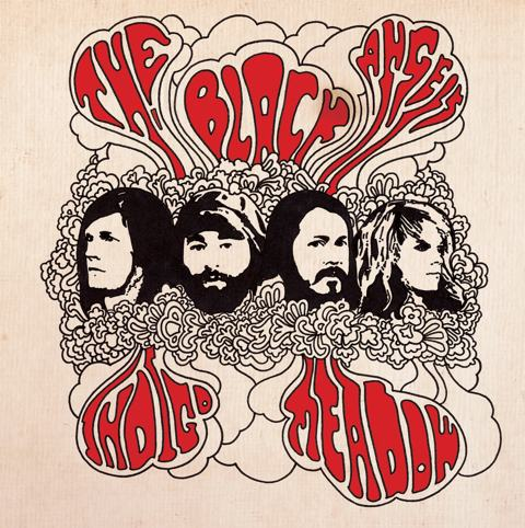 "BLACK ANGELS ""Indigo meadow"" LP"