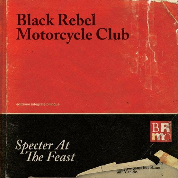 "BLACK REBEL MOTORCYCLE CLUB ""Specter at the feast"" CD"