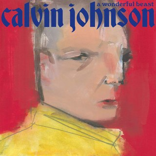"CALVIN JOHNSON ""A wonderful beast"" LP"