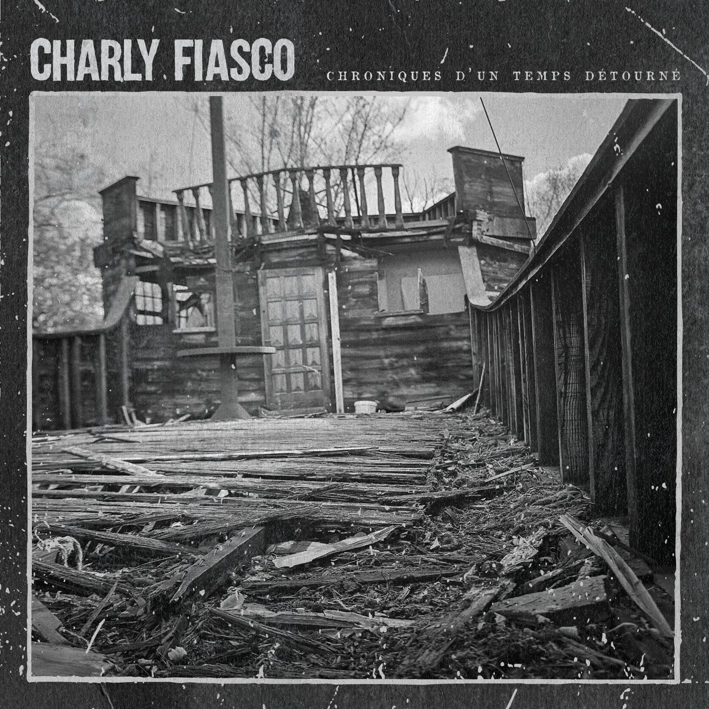 "CHARLY FIASCO ""Chroniques d'un temps d�tourn�"" CD"