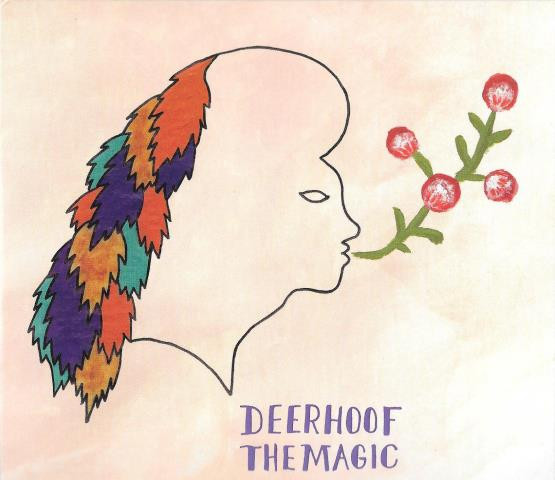 "DEERHOOF ""The magic"" CD"