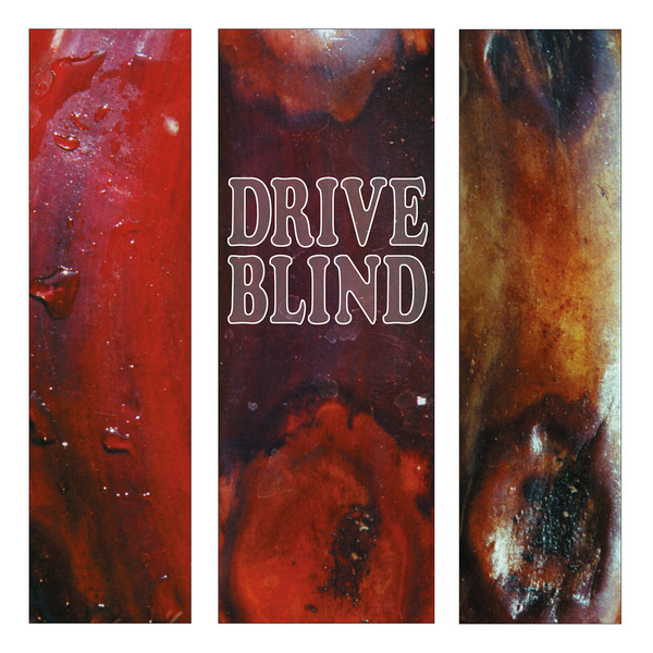 "DRIVE BLIND ""Be a vegetable"" 2LP"