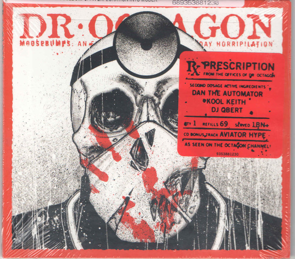 "DR.OCTAGON ""Moosebumps"" 2LP"