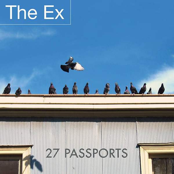 "THE EX ""27 passeports"" LP"