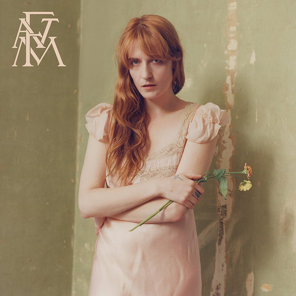 "FLORENCE + THE MACHINE ""High as hope"" LP"