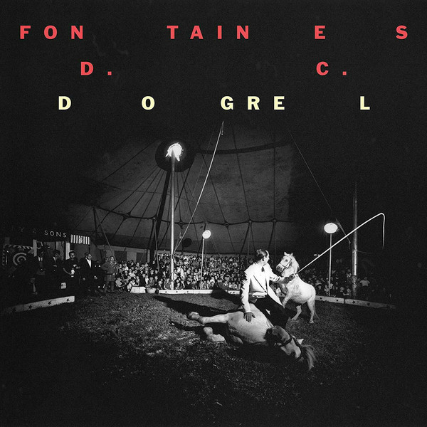 "FONTAINES D.C. ""Dogrel"" CD"