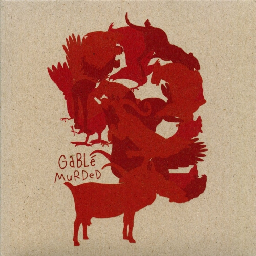 "GABLE ""Murded"" CD"
