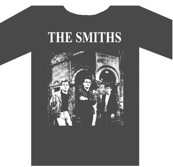 "THE SMITHS ""Band"" TS"