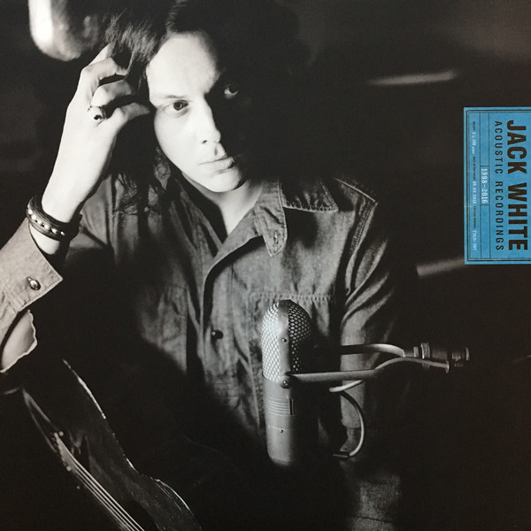 "JACK WHITE ""Acoustic recordings"" 2LP"