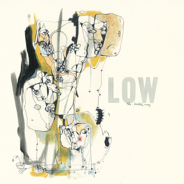 "LOW ""The invisible way"" LP"