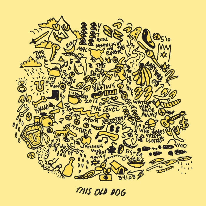 "MAC DEMARCO ""This old dog"" CD"