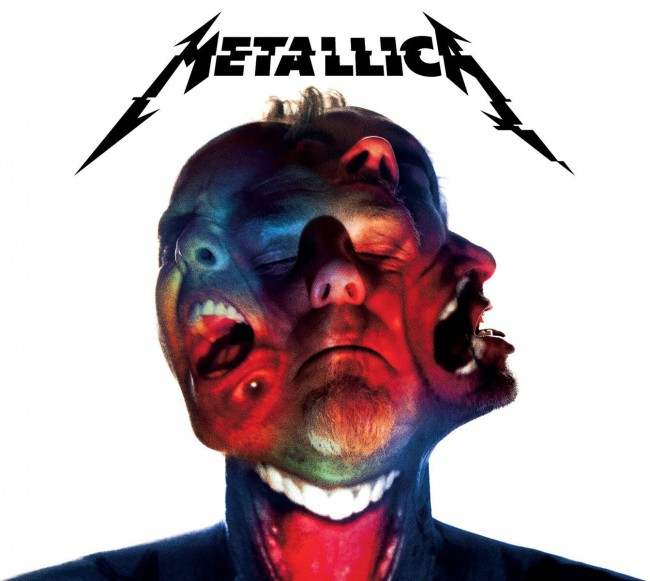 "METALLICA ""Hardwired...to self-destruct"" 2LP"