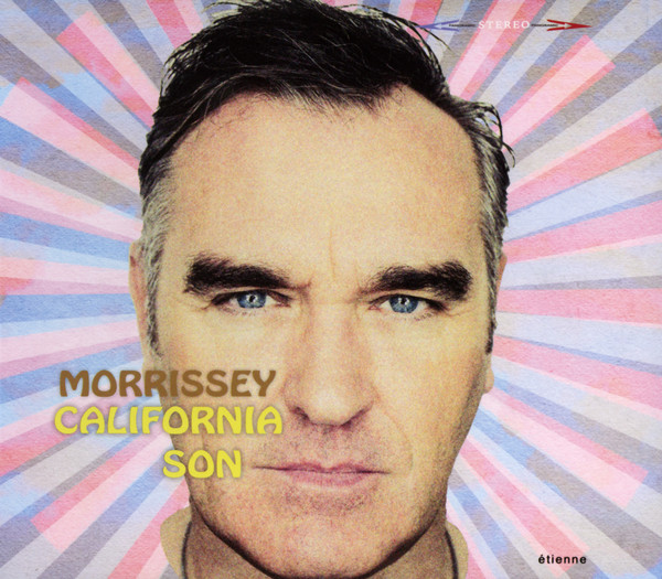 "MORRISSEY ""California son"" CD"