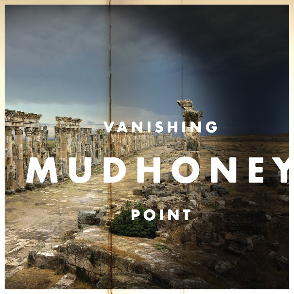 "MUDHONEY ""Vanishing point"" LP"