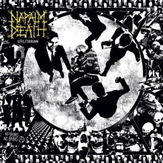 "NAPALM DEATH ""Utilitarian"" CD"