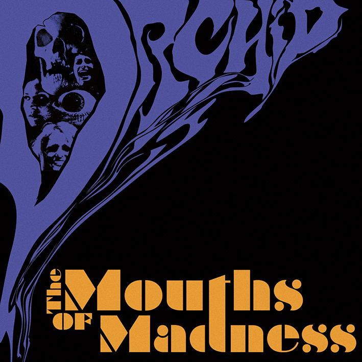 "ORCHID ""The mouths of madness"" CD"